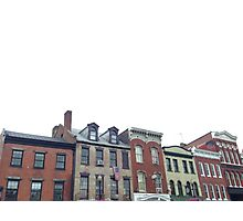 georgetown, dc Photographic Print