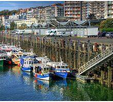 Port de boulogne sur mer by passionphotos
