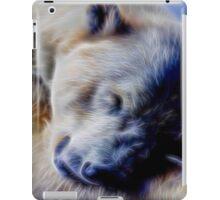 Dreamstate Polar bear iPad Case/Skin