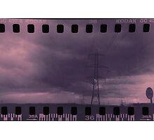 Bristol Pylons Photographic Print