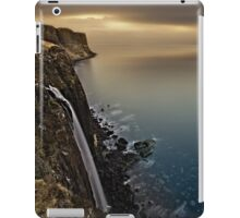 Waterfall Isle of Skye Scotland iPad Case/Skin
