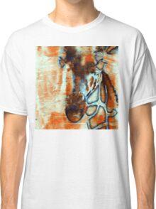 Giraffe Impression Classic T-Shirt