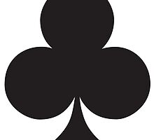 ACE, Ace of Clubs, CLUB, Cards, Game, Suit, gangs, Gamble by TOM HILL - Designer