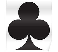 ACE, Ace of Clubs, CLUB, Cards, Game, Suit, gangs, Gamble Poster