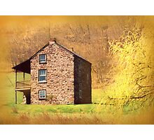 OldHouse Photographic Print
