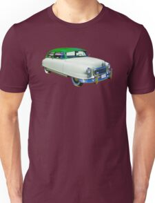 1950 Nash Ambassador Antique Car Unisex T-Shirt