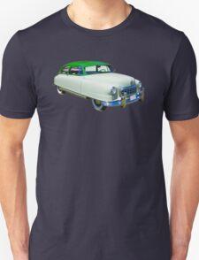 1950 Nash Ambassador Antique Car T-Shirt