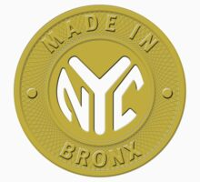 Made In New York Bronx by ImagineThatNYC