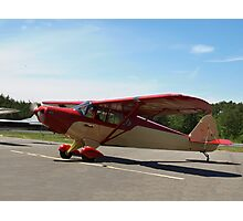 Piper Super Cruiser Photographic Print