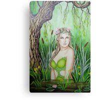Naiad Canvas Print