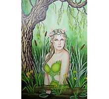 Naiad Photographic Print