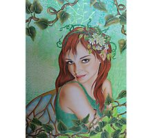 Spring elf awakening Photographic Print