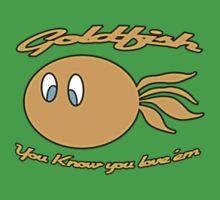 Big daddy goldfish by Moxxi28