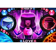 Steven Universe Made of Love Photographic Print