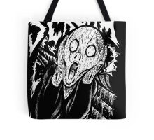 Metal Scream Tote Bag