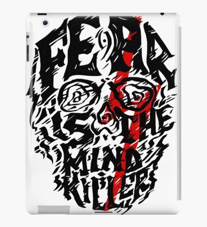 Fear is the Mind Killer iPad Case/Skin