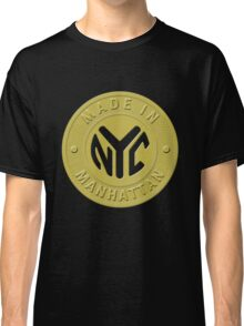 Made In New York Manhattan Classic T-Shirt