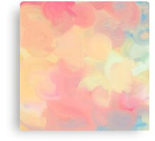 Colorful watercolor Canvas Print