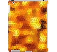 Golden Mosaic iPad Case/Skin