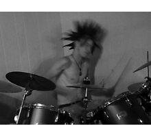 Noise Photographic Print