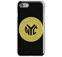Made In New York Queens iPhone Case/Skin
