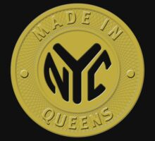 Made In New York Queens by ImagineThatNYC