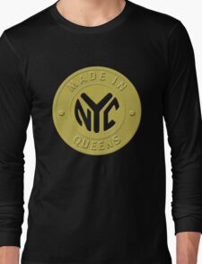 Made In New York Queens Long Sleeve T-Shirt