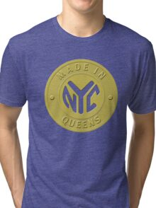 Made In New York Queens Tri-blend T-Shirt