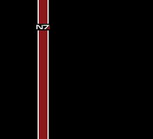 N7 Stripe by Dani Kaulakis
