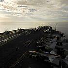 USS John C. Stennis by wanderlust54