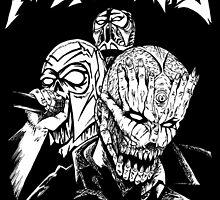 Mushroomhead by Venom-34