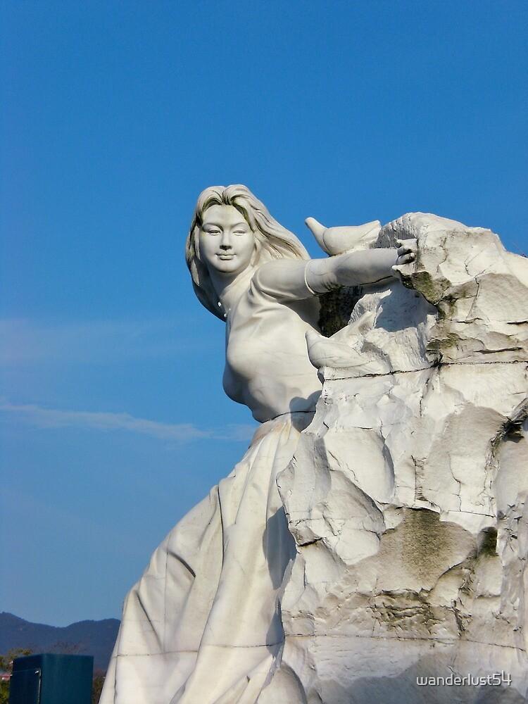 Nagasaki- Peace Memorial by wanderlust54