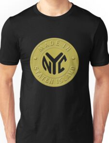Made In New York Staten Island Unisex T-Shirt