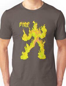 fire elemental... Unisex T-Shirt