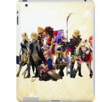 Fire Emblem Fates - Hoshido & Nohr iPad Case/Skin