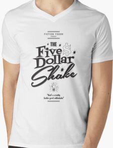 Pulp Fiction - Five Dollar Shake Mens V-Neck T-Shirt