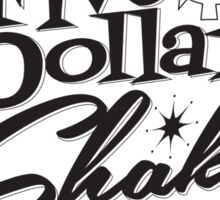 Pulp Fiction - Five Dollar Shake Sticker