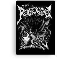 The Relinquished Canvas Print