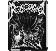 The Relinquished iPad Case/Skin