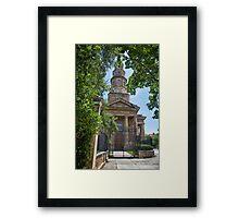 St. Philips Church Framed Print