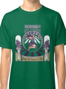Roller Derby Nouveau: The Massacre of Spring (English) Classic T-Shirt