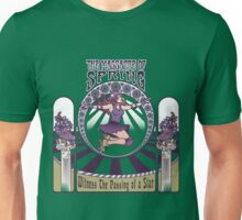 Roller Derby Nouveau: The Massacre of Spring (English) Unisex T-Shirt