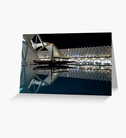 Calm water - CAC - 2006 Greeting Card