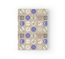 Mountain Trail Hardcover Journal