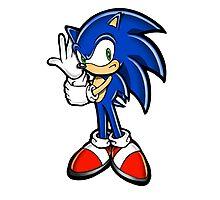Sonic Adventure Photographic Print