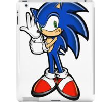 Sonic Adventure iPad Case/Skin