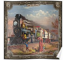 Locomotive. Age of Steam #016 Poster