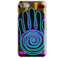 Sacred Spiral  iPhone Case/Skin