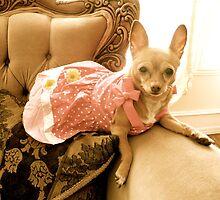 Mademoiselle Keesia by ys-eye