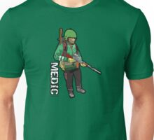 Well Armed Medic - By Pitstop Head Unisex T-Shirt